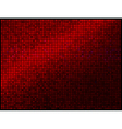 Red Disco Background vector image vector image