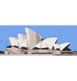 Sydney Opera House vector image