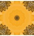 Indian Art Seamless Print vector image
