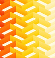 Retro Zigzag Pattern vector image vector image