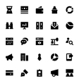 Market and Economics Icons 2 vector image