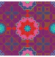 Chinese abstract geometric tiles seamless pattern vector image