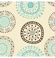 Festive pattern vector image vector image