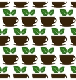 seamless Coffee Cup vector image