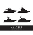 boat design vector image
