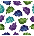 Bows abstract seamless pattern vector image