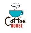 delicious coffee isolated icon design vector image