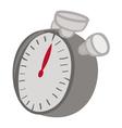 chronometer vector image