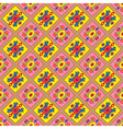 Abstract geometric colorful seamless pattern vector image