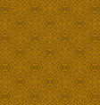 Thai Pattern Background vector image