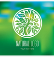 Natiral Logo 01 2 vector image