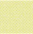 pattern in retro style with dot vector image
