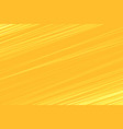 line scratches yellow background vector image