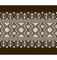 ukrainian folk seamless pattern ornament Ethnic vector image