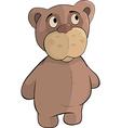 Toy a bear vector image vector image