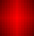 Red geometric background Ruby an abstract pattern vector image