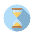 Hourglass Icon vector image vector image