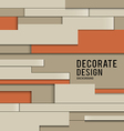 Abstract wallpaper Interior design background vector image