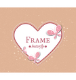 decoration frame vector image vector image