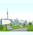 road to berlin vector image