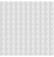 Seamless pattern of curves in sketch style vector image