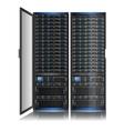 Server vector image