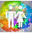 icon Colorful abstract background Eps10 vector image