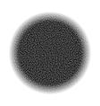 Dark Circle Kids Maze vector image