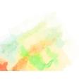 Abstract watercolor art EPS10 vector image