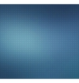 Blue grey gradient Dotted background vector image vector image