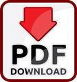 PDF download vector image