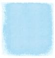 Vintage blue paper background with stripe pattern vector image