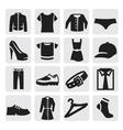 Clothes Icon vector image