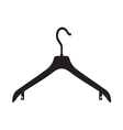 Clothes Hanger icon1 resize vector image vector image