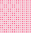 Pink lips and circles vector image