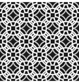 Geometric seamless pattern Repeating background vector image
