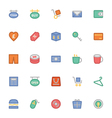 Shopping Icons 9 vector image