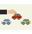 buy car design vector image