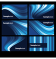 Abstract Light Background Set vector image