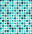 Marine square tile mosaic background vector image