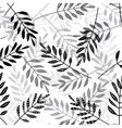 Ethnic doted leaves mix seamless pattern 02 vector image vector image