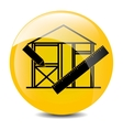 Construction industry and tools vector image