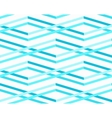 Abstract Sea Waves Seamless Pattern vector image