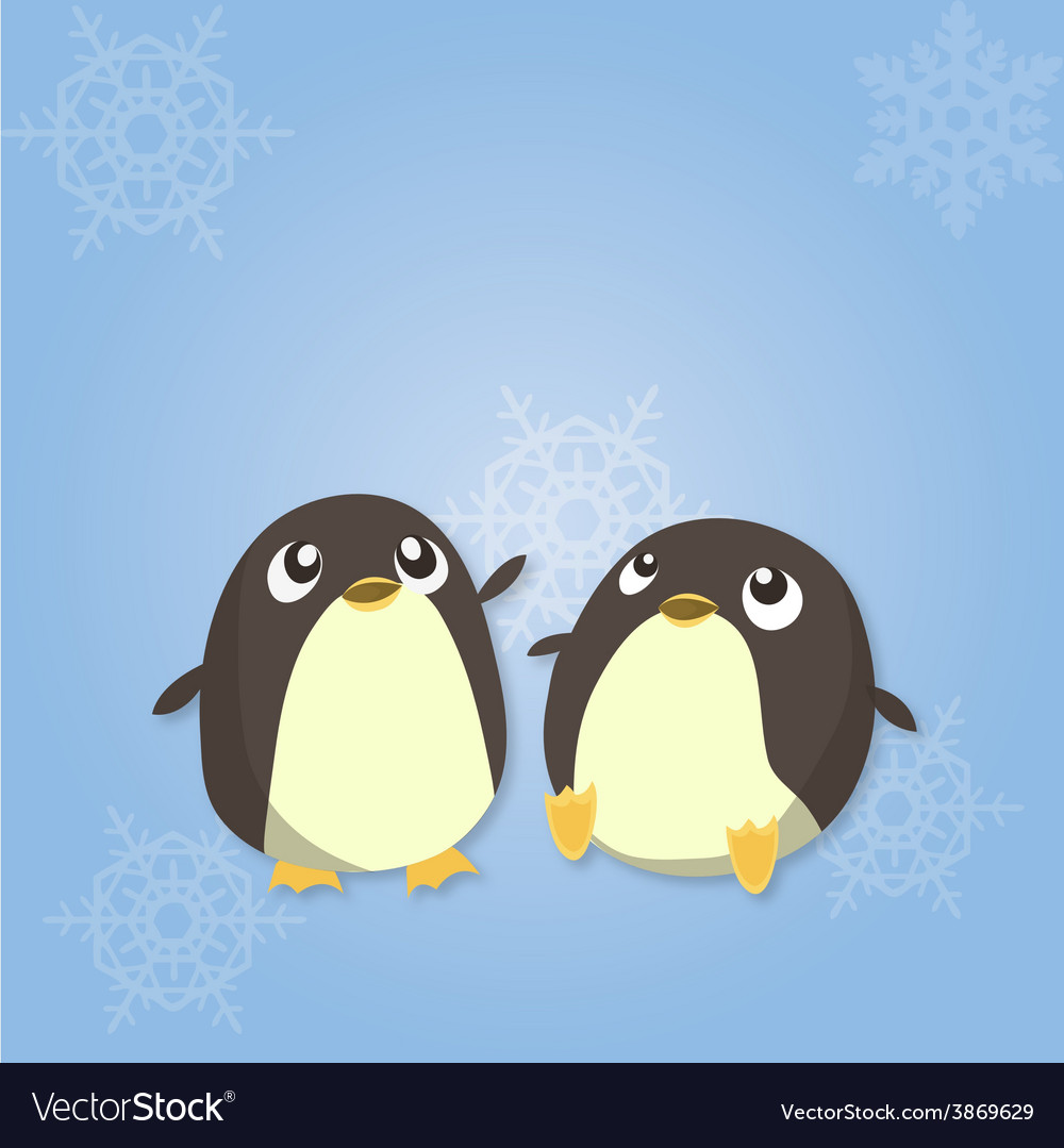Penguin duo vector