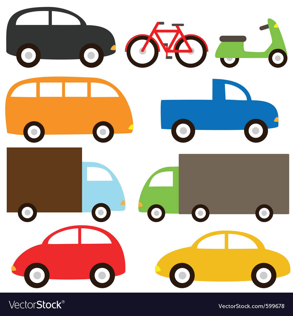 Transport set vector