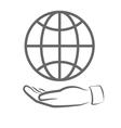save world vector image