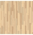 Light Parquet Seamless Wooden Stripe Mosaic Tile vector image