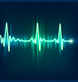 pulse vector image