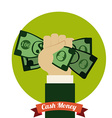 Payment design vector image