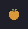 Apple computer symbol vector image